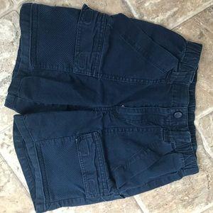 Boys Columbia PFG Shorts in Navy